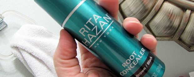 Beauty: Gray Roots Quick Fix Cover – Rita Hazan Root Concealer