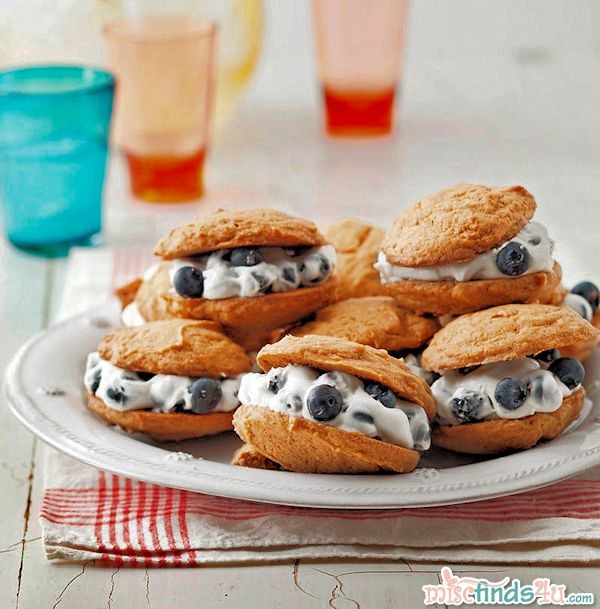 Blueberry Whoopie Pie Recipe