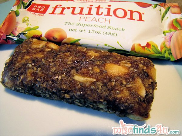 PROBAR fruition an Organic Vegan Gluten-Free Superfood Snack