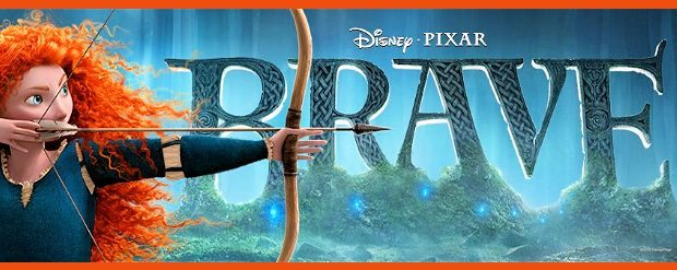 Disney Pixar BRAVE in theaters June 22, 2012