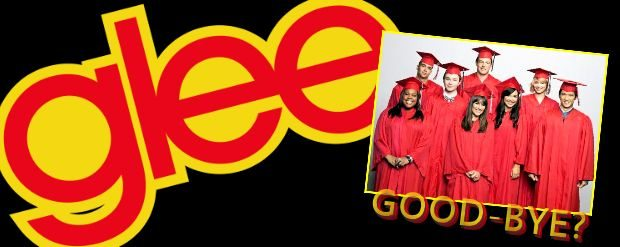 Glee Season 3 Finale - Graduation and Good-bye