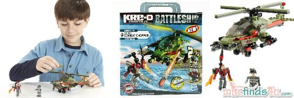 KRE-O Combat Chopper