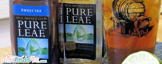 Recipe: My Lipton Pure Leaf Brewed Tea Cocktail – A Tasty Mistake