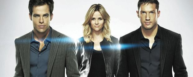 THIS MEANS WAR available on DVD and Blu-ray