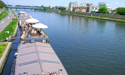 Travel : Boats on the Wisla – Krakow, Poland
