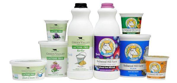 Green Valley Organics  Redwood Hill Farm Products