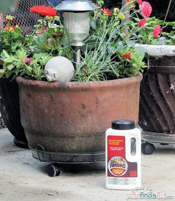 AMDRO® Ant Block® Home Perimeter Ant Bait