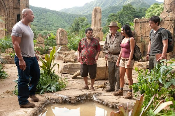 Warner Bros' JOURNEY 2: THE MYSTERIOUS ISLAND