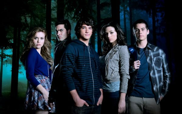 Cast of MTV's TEEN WOLF - Season 1