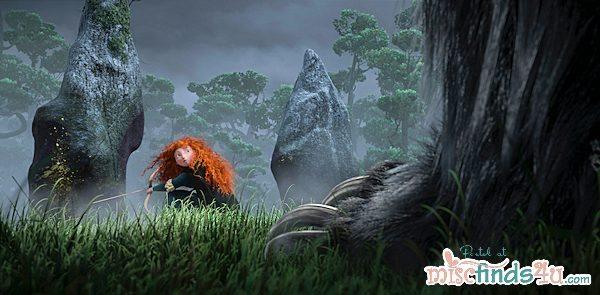 Princess Merida Movie Still - Disney Pixar's BRAVE 2012