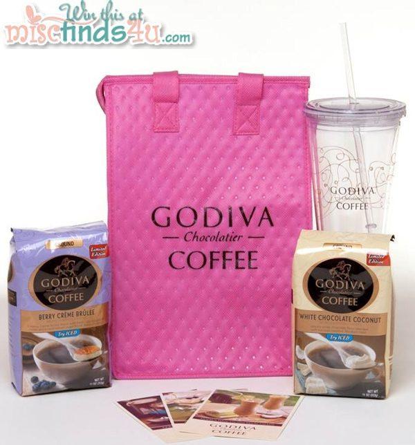 GODIVA Coffee Giveaway