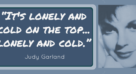Five Best and Saddest Judy Garland Quotes