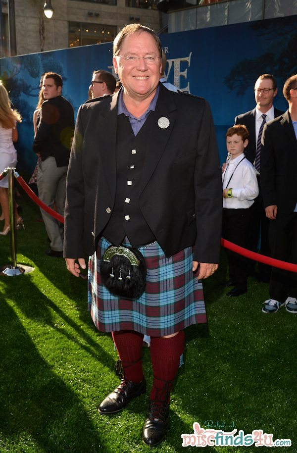 John Lasseter - BRAVE World Premiere, Dolby Theatre, Hollywood, CA