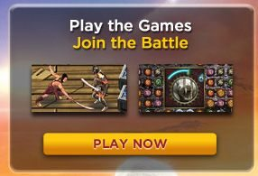 Play the Games - Join the Battle Disney's JOHN CARTER free online games