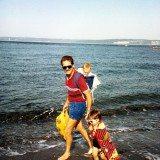 Steve and the boys 1989