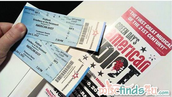Purchase discounted tickets for American Idiot at the Paramount in Seattle