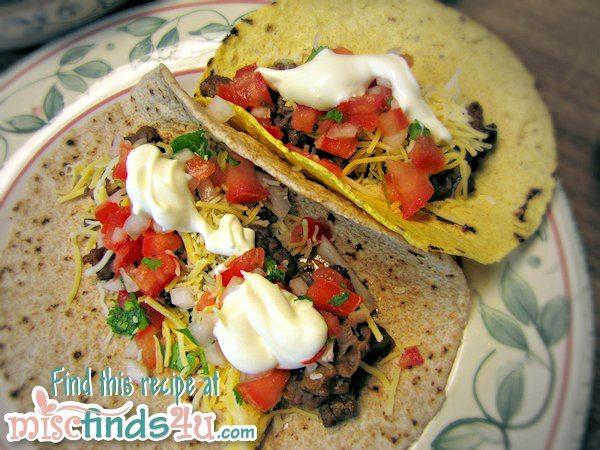 Recipe: Quick and Easy Mild Pork Carnitas Tacos