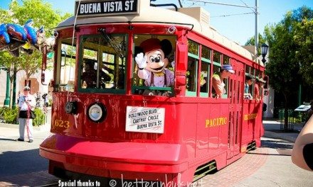 Travel: Buena Vista Street Project at Disney's California Adventure Park