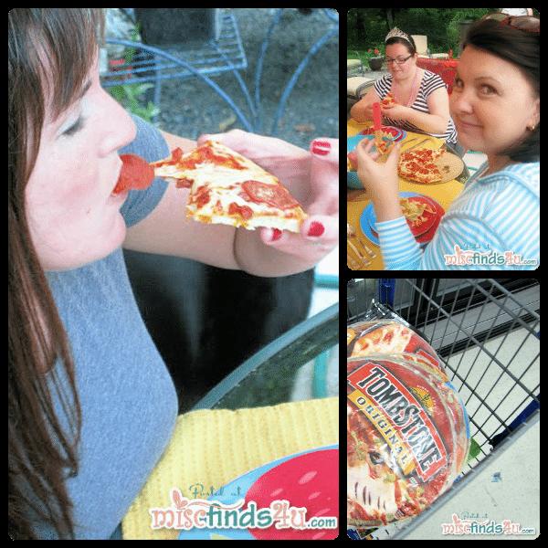 Summer Pizza Party #cbias