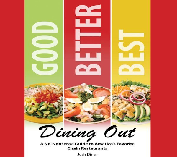 Good Better Best Dining Out: A No-Nonsense Guide to America's Favorite Chain Restaurants by Josh Dinar