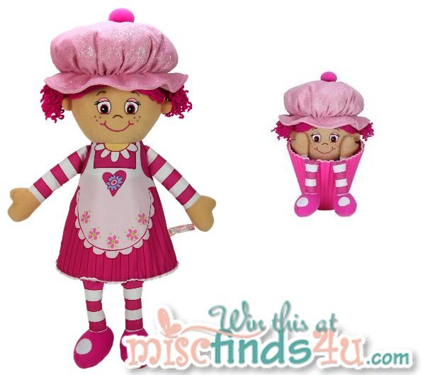 Little Miss Muffin Doll Giveaway