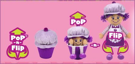 Here's how the Little Miss Muffin Dolls work