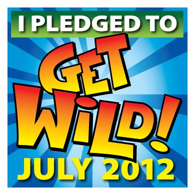 I Pleged to Get Wild During National Parks Month and so can you!