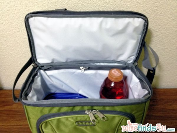 The perfect size for travel, lunch, picnics, and more.