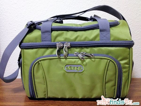 eBags Cooler Bag – The Perfect Size for Travel, Lunch, or Picnics