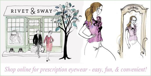 Rivet & Sway - designer prescription glasses online