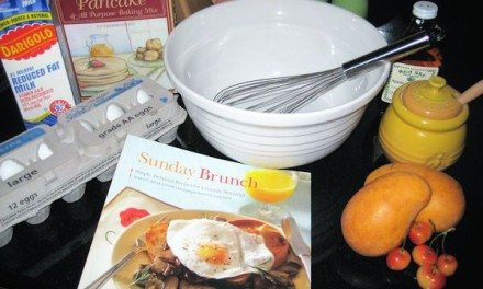 Cookbook Review – Sunday Brunch: Simple, Delicious Recipes for Leisurely Mornings