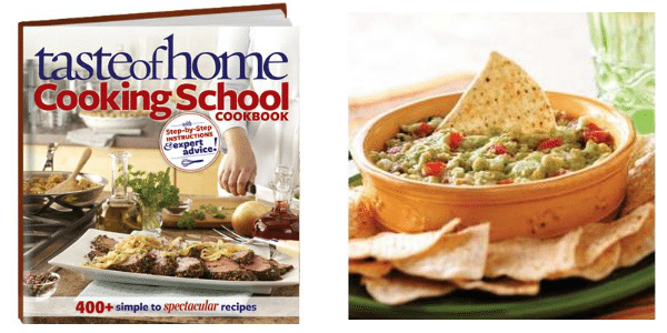 Taste of Home: Cooking School Cookbook: 400 + Simple to Spectacular Recipes.