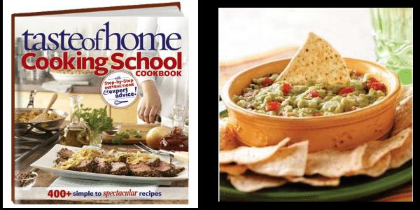 Taste of Home Cooking School Cookbook Review