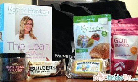 Book Review: The Lean by Kathy Freston and Go Vegan! Kickstart Kit