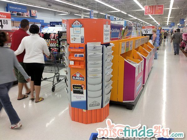 Shopping Back-to-School at Walmart #cbias
