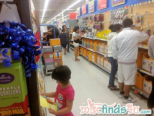 I miss the back-to-school shopping experience #cbias