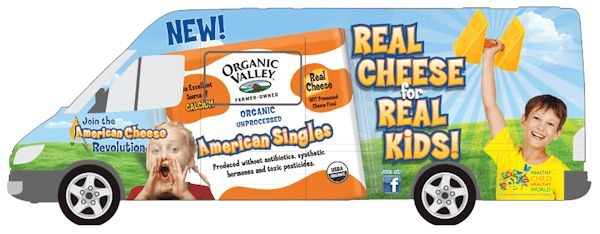 Real Cheese for Real Kids Tour