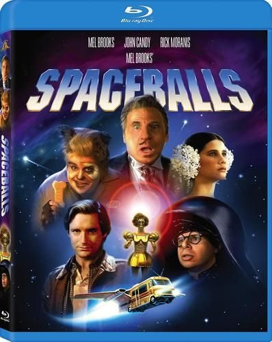 SPACEBALLS 25th Anniversary Blu-ray Edition