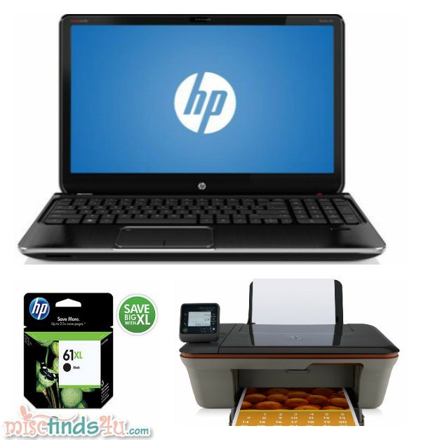 HP Computers and Printers for BacktoSchool at Walmart