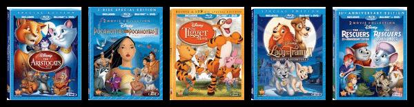 Disney new releases 8/21/2012