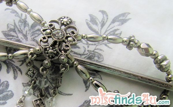 The workmanship on the Lilla Rose Hair Clips in Phenomenal