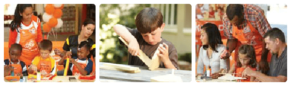 Free kids craft activities and the lorax freebies at home for Kids crafts at home depot