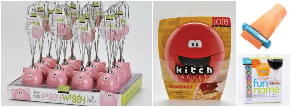 Quirky and fun gadgets for the kitchen - kid-friendly, too!