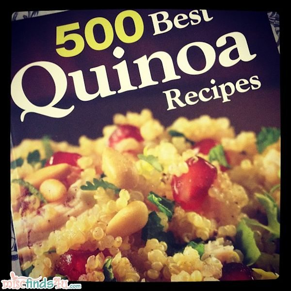500 Best Quinoa Recipes: 100% Gluten-Free Super-Easy Superfood
