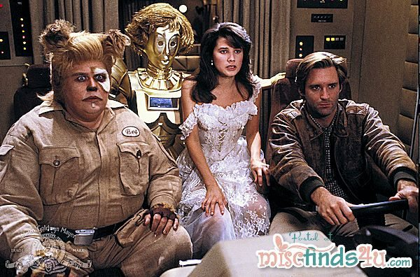 Movies: SPACEBALLS 25th Anniversary Blu-Ray Released