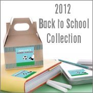 Tiny Prints Back to School 2012 Collection
