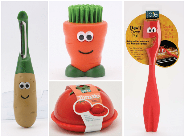 Fun kids' kitchen tools from Jo!e Shop