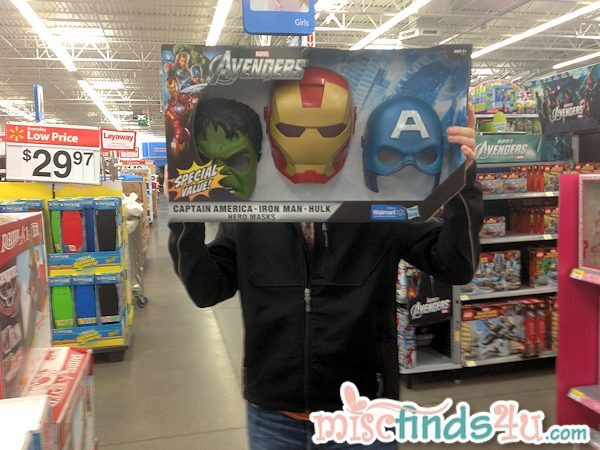 #cbias So many great movie tie-in toys are available for the home video release of The Avengers