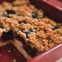 Cherry Breakfast Cake Recipe