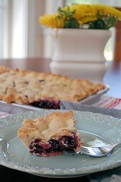 Cherry Slab Pie Recipe